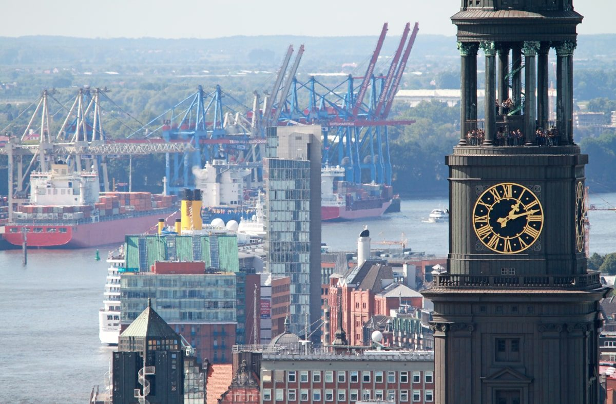 Neuer Hafenentwicklungsplan ist überfällig